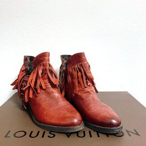 ❗️SOLD❗️SAM EDELMAN Sidney Western Boots